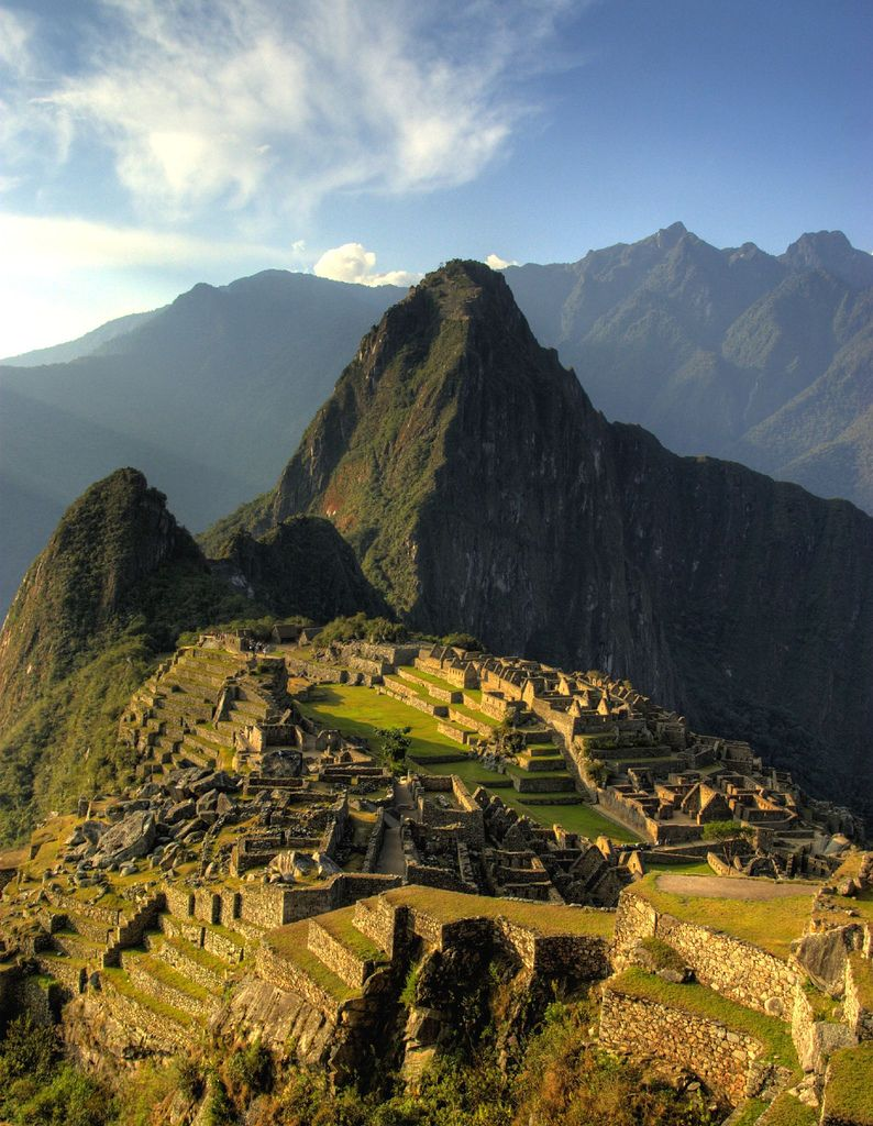 Machu Picchu Portrait By Audrey Sel Places Worth Visiting Picchu Macchu Picchu
