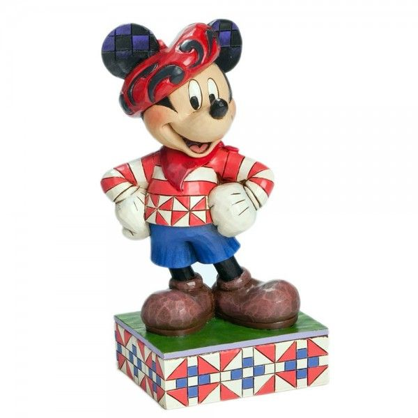 Disney Traditions Jim Shore Mickey in France 4043628