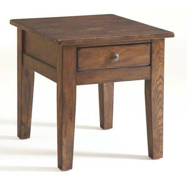 Broyhill Furniture Attic Heirlooms End Table BRO 3399 02