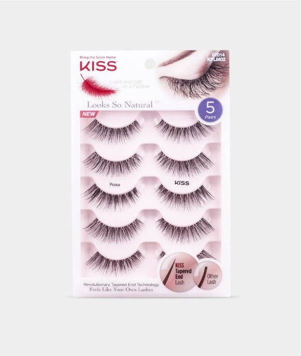 7bcc20086f8 KISS Looks So Natural Multipack Poise in 2019 | Current Makeup Wants ...