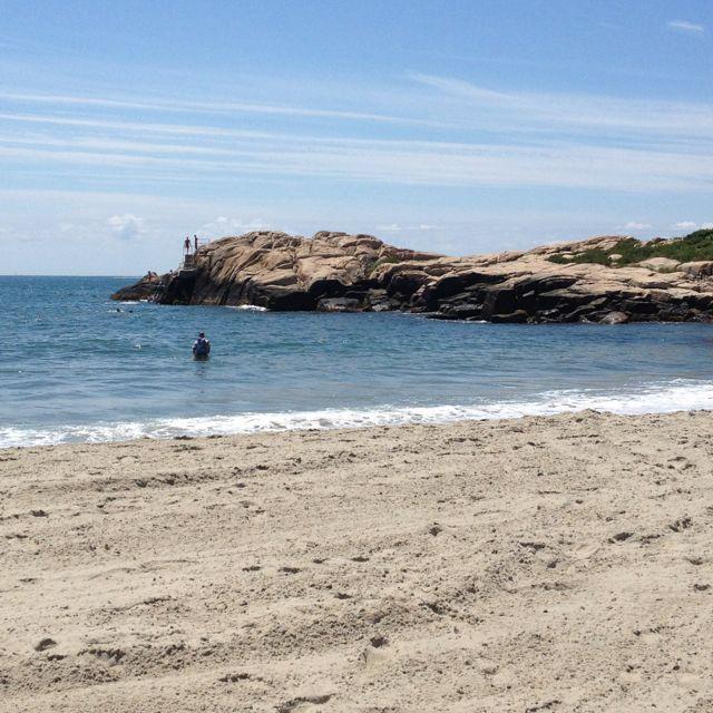 Rhode Island Beaches: Warren Point Beach Club In Little Compton Rhode Island