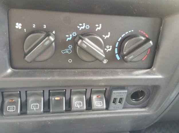 97-01 Jeep Cherokee XJ 5 switch 1 BS1039 Pass  Pow | Jeep