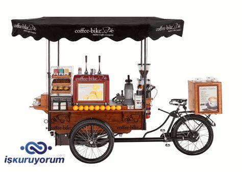 coffe bike franchise bayilik