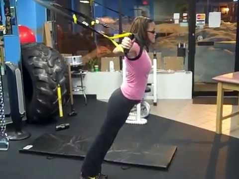 trx is a type of training that uses suspended straps and