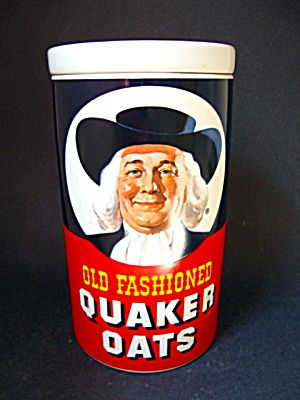 Quaker Oats cookie jar. Regal China. $65.00 Globe Antiques