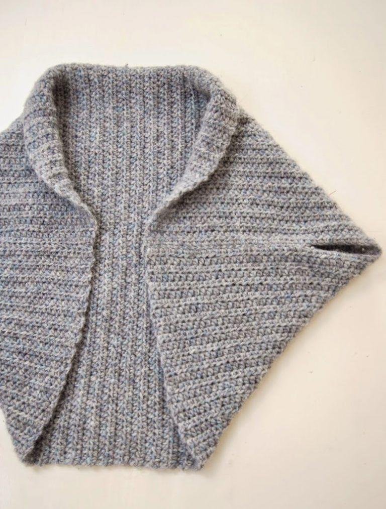Basic Shrug Pattern - How Lovely!   Shrug knitting pattern ...