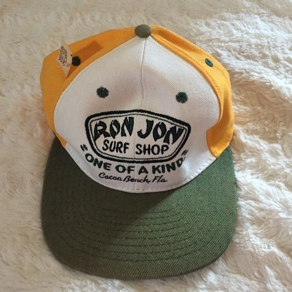 58bcba2d570 Ron Jon Surf Shop Hat White