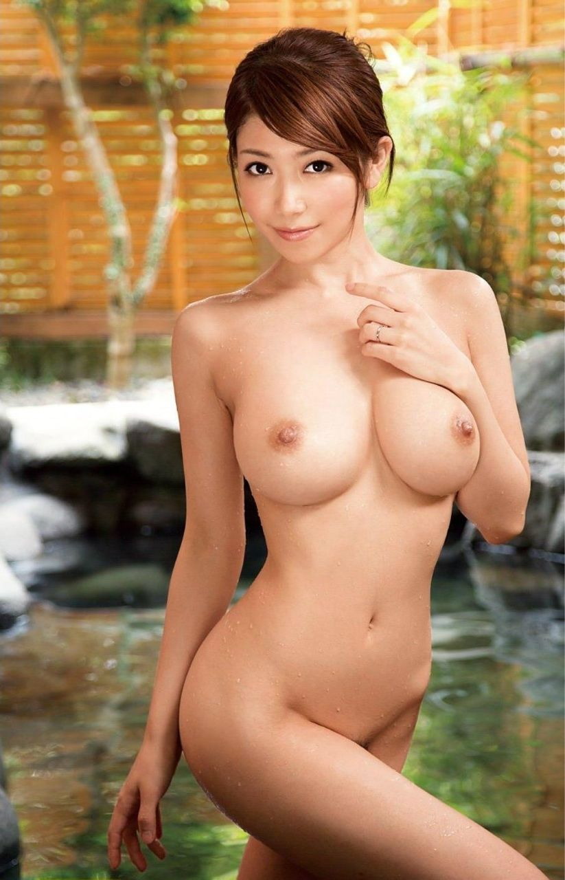 Want big tits japanese model want