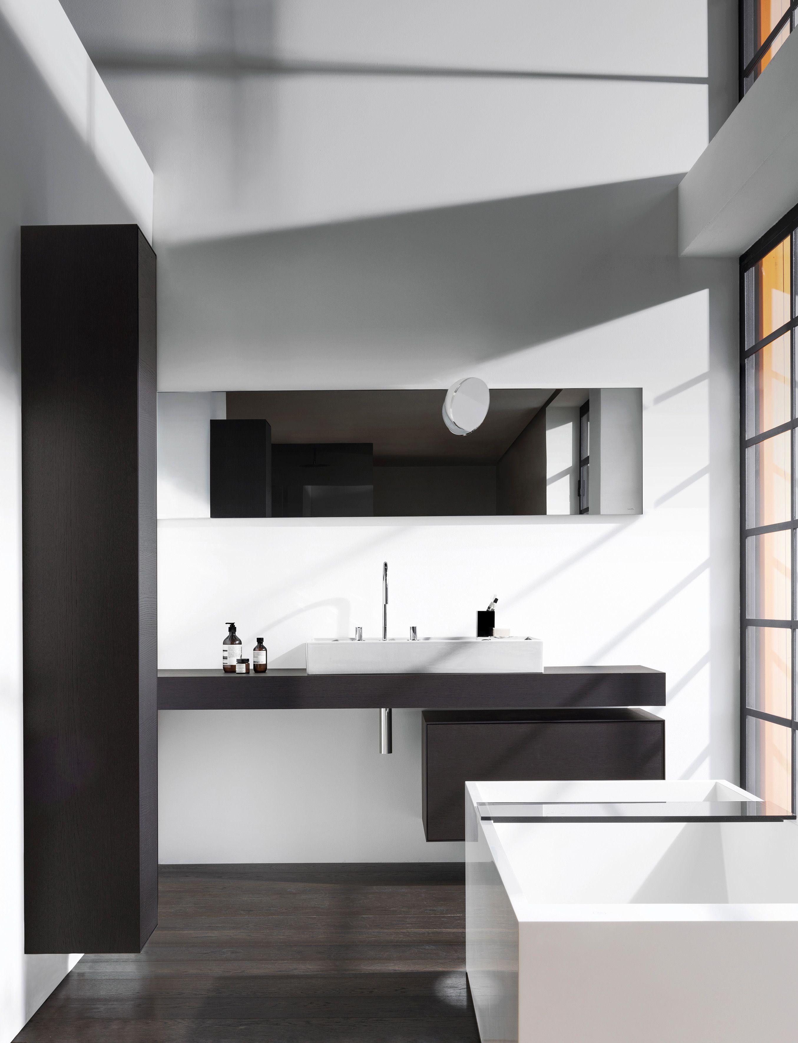 Laufen Kartell Waschtisch 2 Hahnl Cher Ohne Berlauf Ablage Rechts 600x460 Badezimmerideen Waschtisch Und Badezimmer Waschbecken