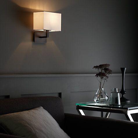 ASTRO Connaught Wall Light | John lewis, Lights and Walls on retail lighting, ikea lighting, constellation lighting,