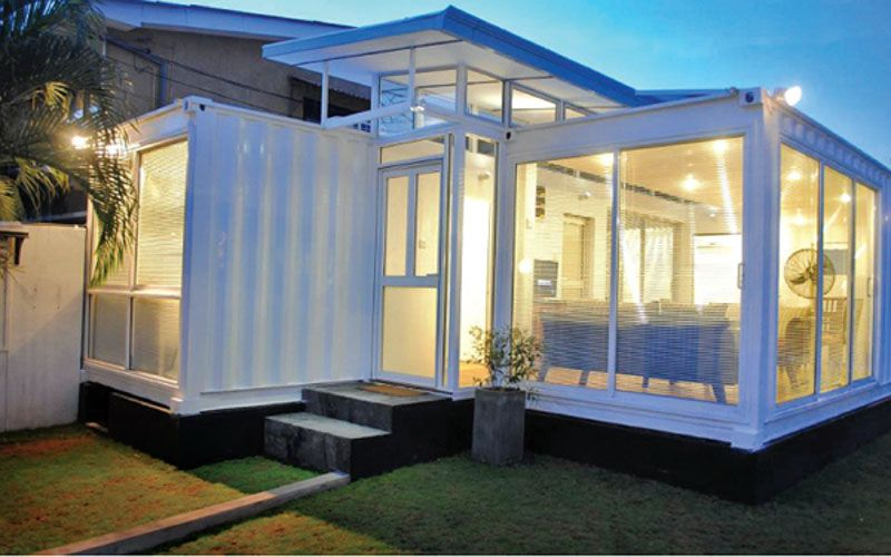 Logiventures Unveils The First Ever Contemporary Mobile Home In Sri Lanka Container House Plans Container House Container House Design