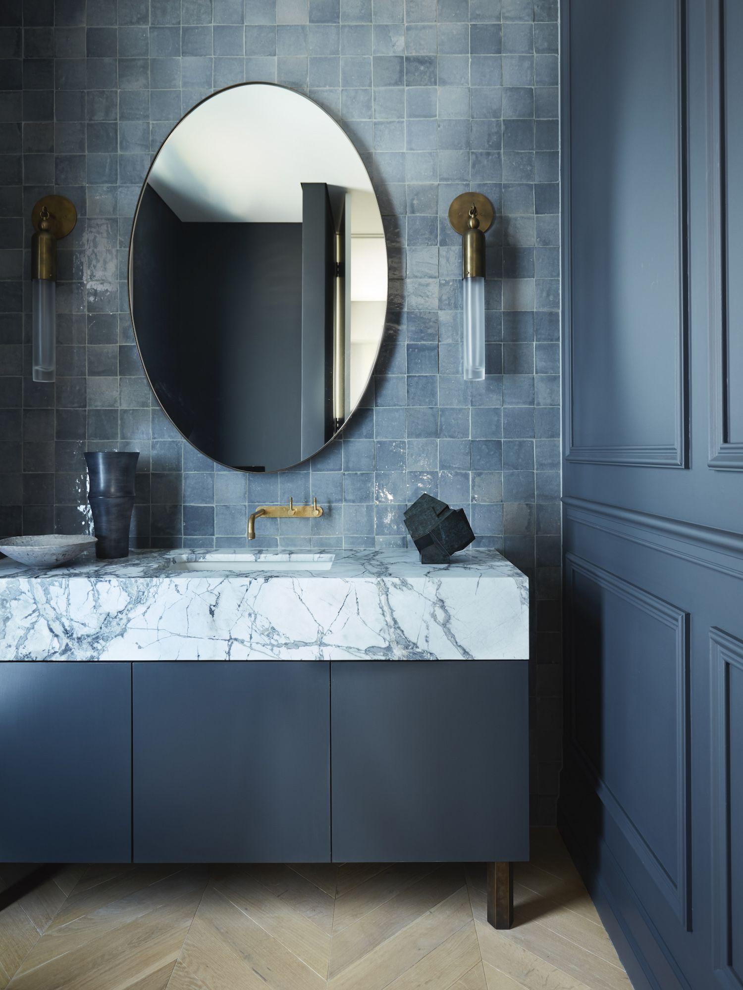 Photo of Bathroom 2 | Wolseley Home Bathroom by Mrs Smith | Est Living Free Digital Design Magazine