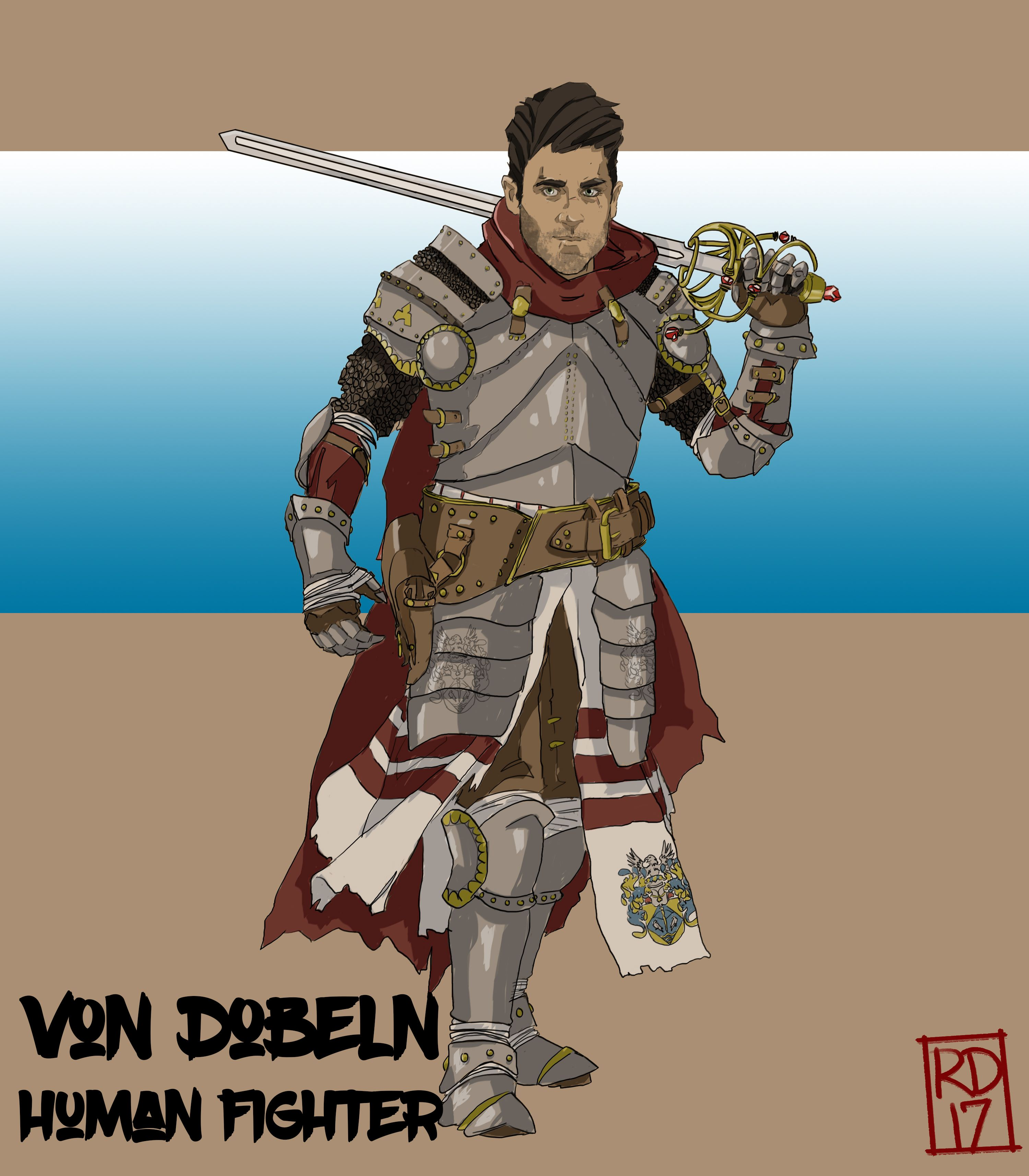 [Art] Character art inspired and commissioned by members of this community - Album on Imgur