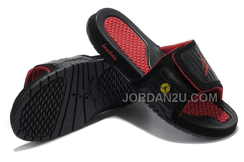 0cc38d0524fb5 Air Jordan XIV 14 Hydro Sandals Slides Last Shot in 2018