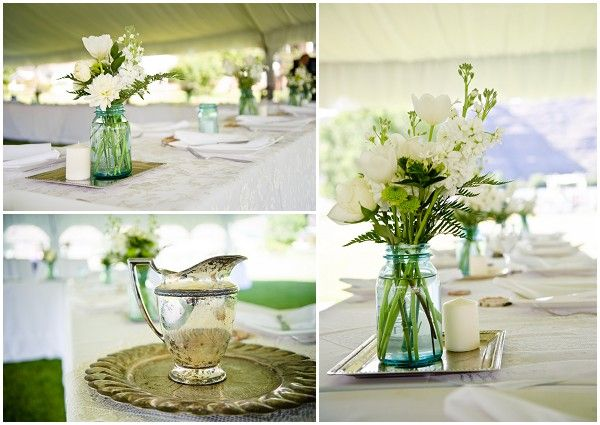 French Country Style Wedding In Washington State