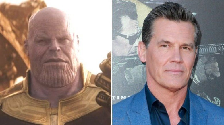 Marvel Movie Villains Who Are Gorgeous In Real Life Marvel Movies Josh Brolin Marvel