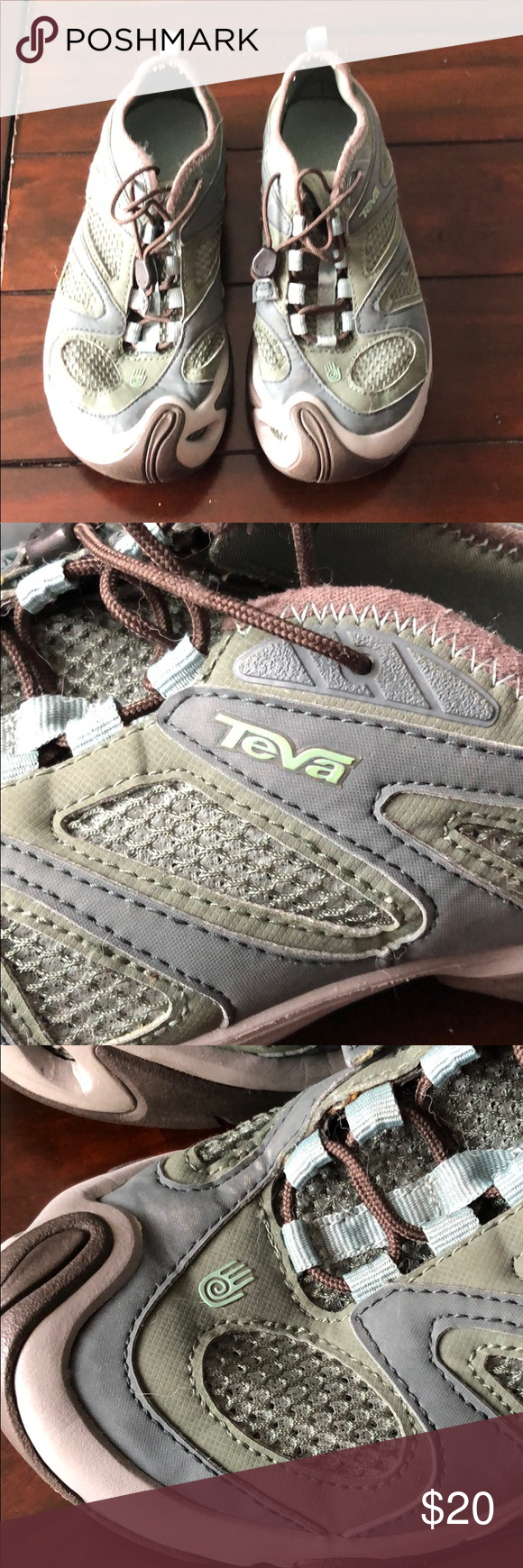TEVA Spider Rubber Water Shoes Pre