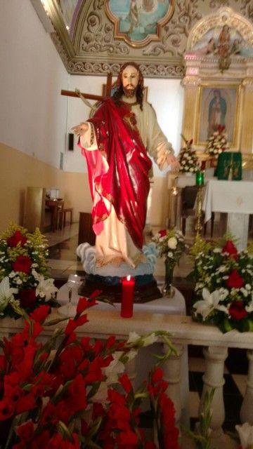 ¡ MES DE JUNIO, DEDICADO AL SAGRADO CORAZÓN DE JESÚS !