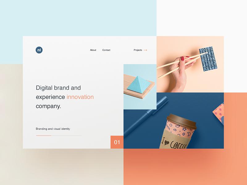 Creative Agency Website Creative Agency Website Agency Website Inspiration Simple Web Design