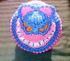 Ravelry: Wearing only a Smile pattern by Spider Mambo