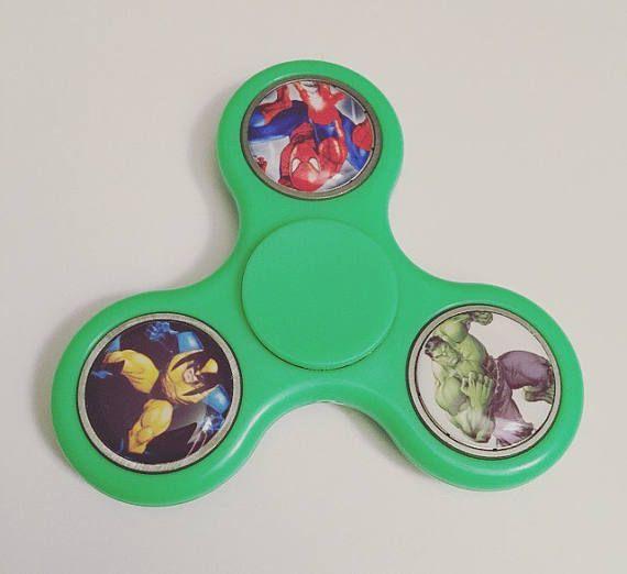 Superheroes Fid Spinner Custom Fid Spinner Avengers