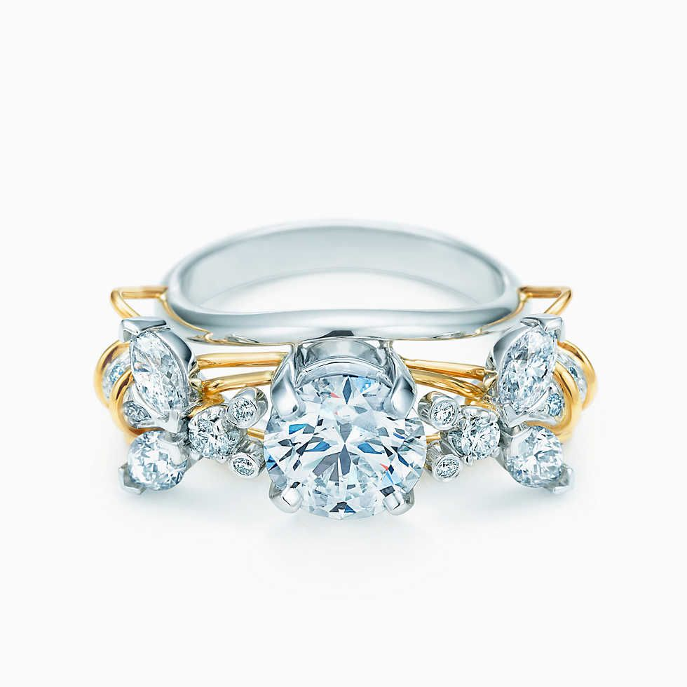 Tiffany & Co. Schlumberger® <br>Two Bees Ring