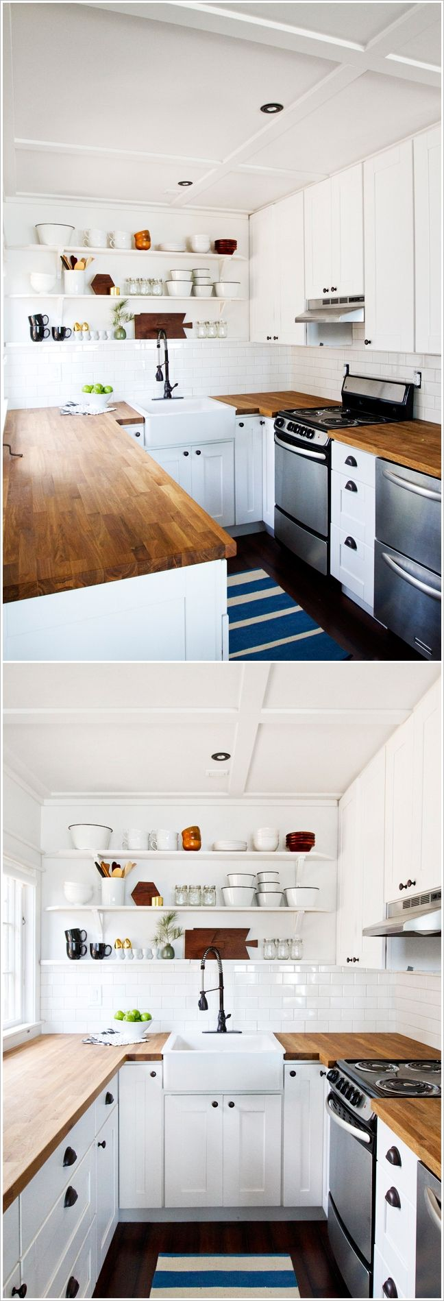 15 Fabulous U-Shaped Kitchen Designs That Will Inspire You http://plx.io/x8C