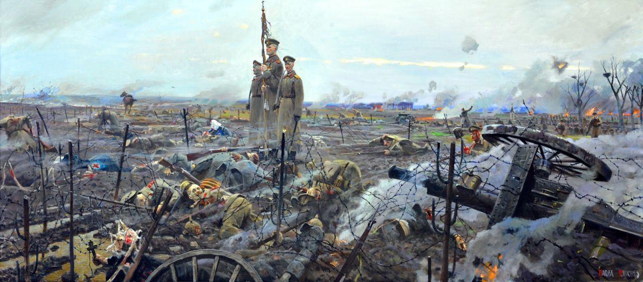 Wanic: master-painters: Ryzhenko Pavel Viktorovich...
