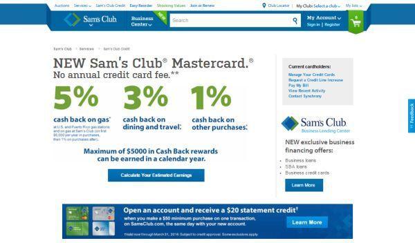 Sams club credit card memberships discount offers business sams club credit card memberships discount offers colourmoves