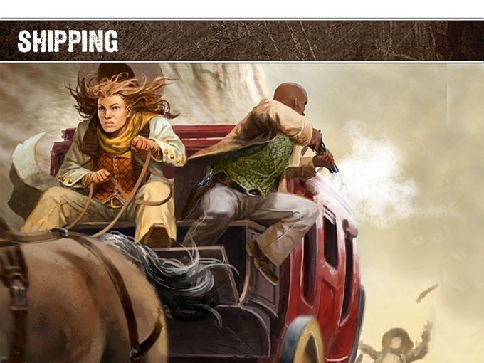 Western - the Roleplaying Game by Åskfågeln — Kickstarter