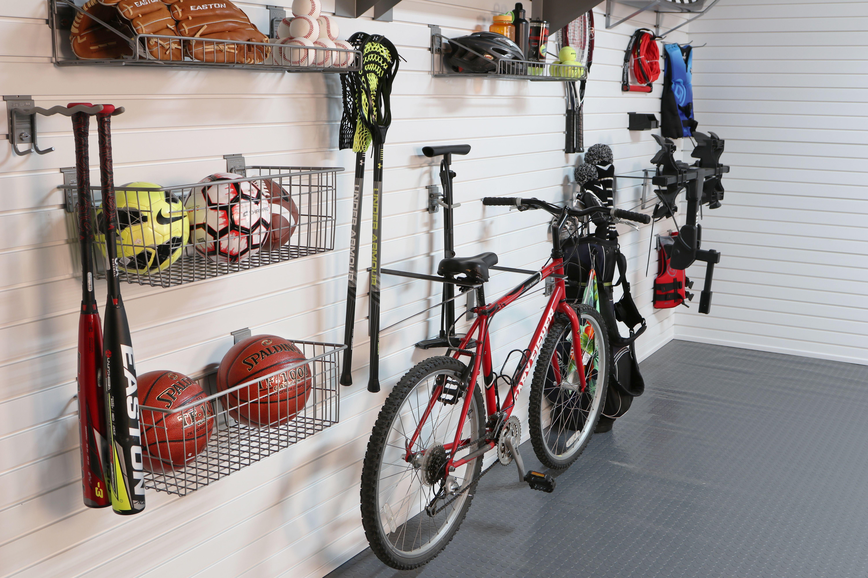 Sports Equipment Storage Storewall Garage Storage Slatwall Sports Storage Equipment Storage Sports Equipment Storage