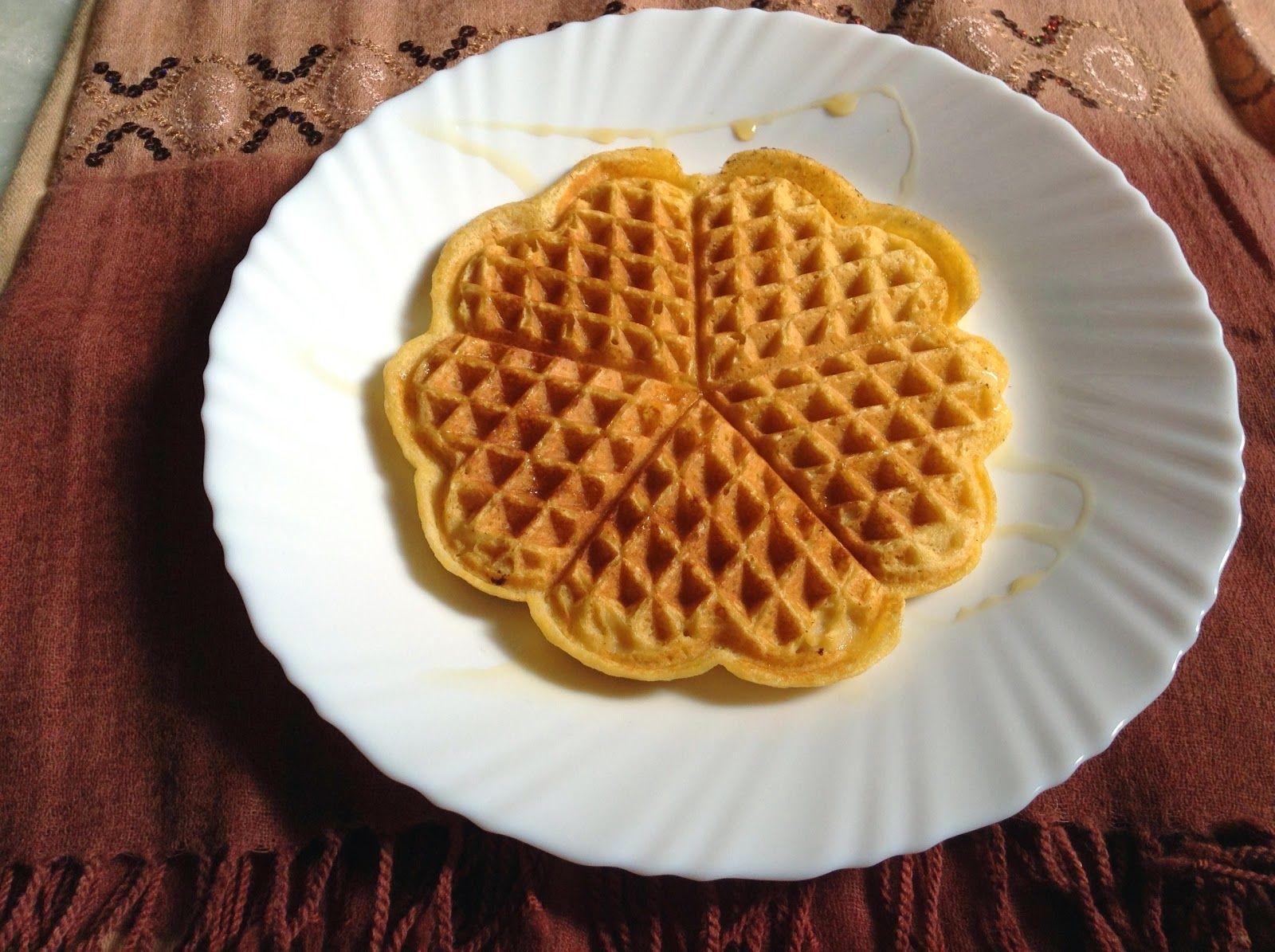 recipe: cornmeal waffles egg whites [4]