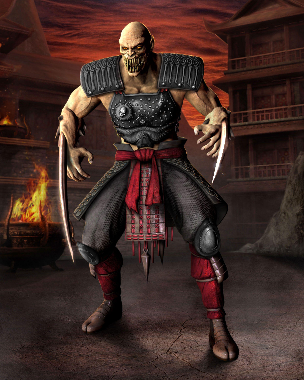 Mortal Kombat Characters Names Female Mortal Kombat Mortal