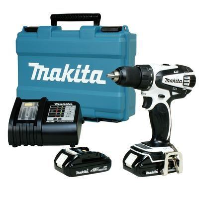 Makita - LXT Lithium-Ion Cordless Compact Drill/Driver (18V - 20V