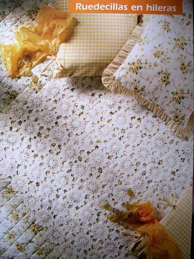 Colchas y adornos para camas - Flavia Luggren - Picasa Web Albums