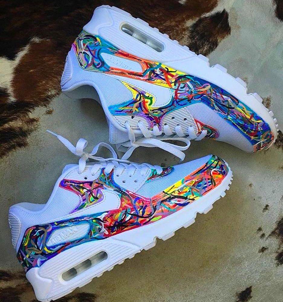 Nike Air Max 90 #Sneakers | Zapatos nike, Zapatos adidas