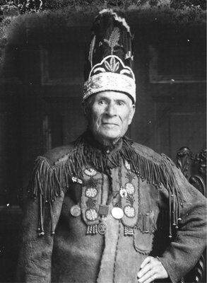 "Frederick Ogilvie Loft (February 3, 1861 – 1934, Mohawk name Onondeyoh, also known as F. O. Loft or Fred O. Loft) was a Mohawk nation activist who founded the League of Indians of Canada. He has been counted among ""the great Indian activists of the first half of the twentieth century."""