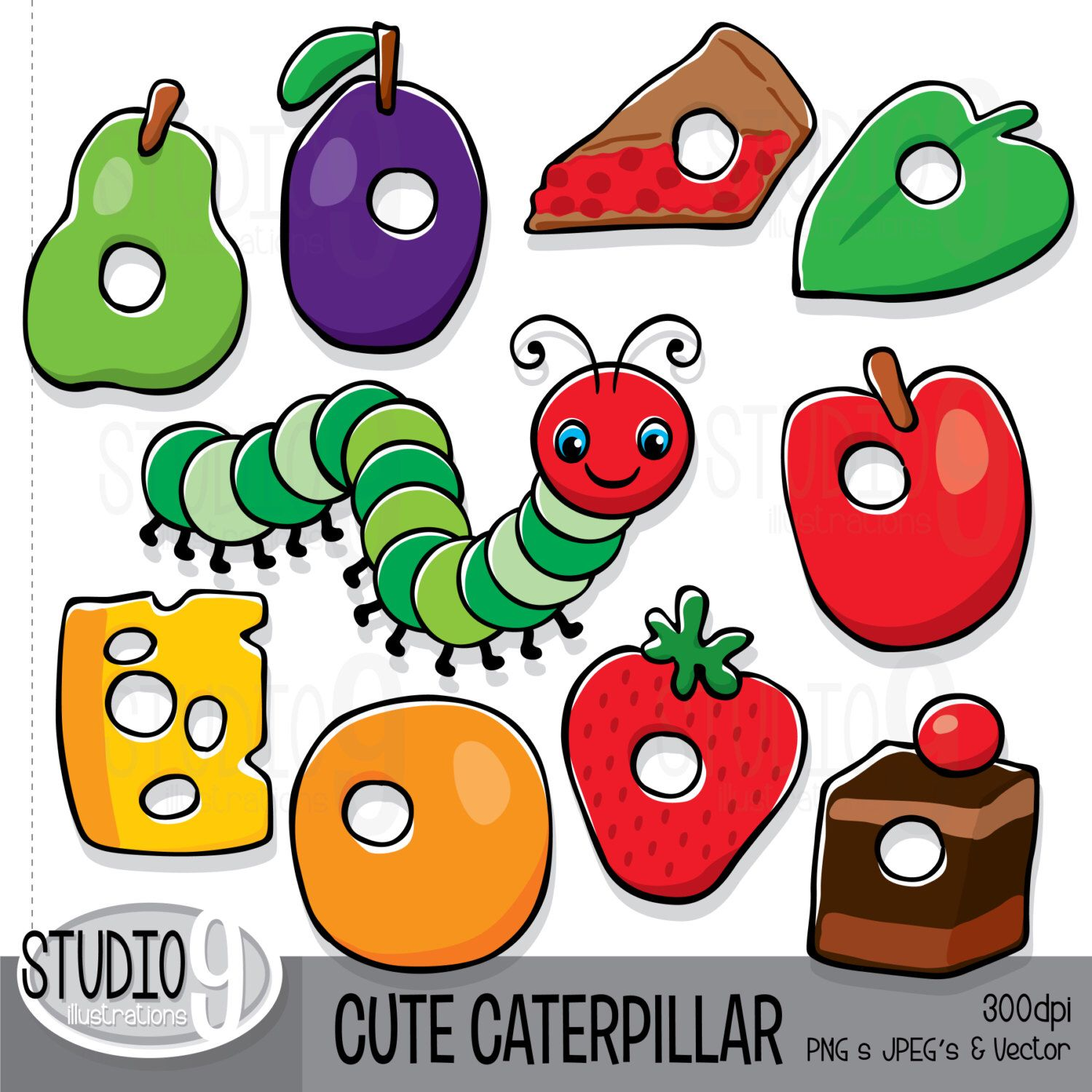 caterpillar clipart hungry caterpillar clip art t l chargement rh pinterest co uk hungry caterpillar food clipart hungry caterpillar clipart black and white