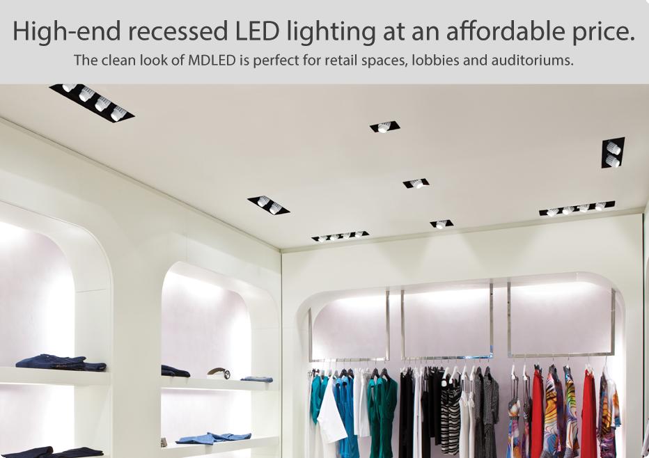 Led recessed lighting multi head rab lighting interior led led recessed lighting multi head rab lighting aloadofball Gallery