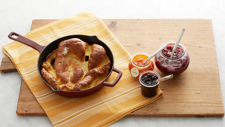 Martha's Dutch Baby Pancake   Recipe (With images)   Dutch ...