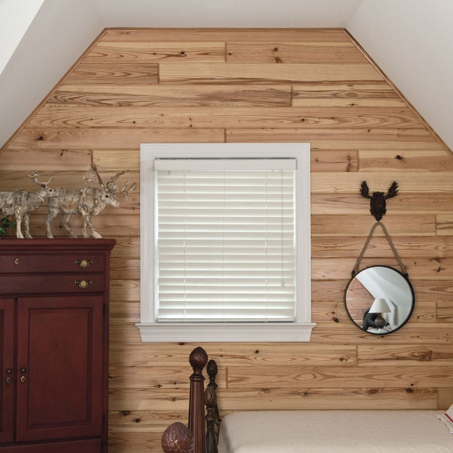 Pine Accent Wall: Create A Focal Point In Your Room With A Rustic Accent