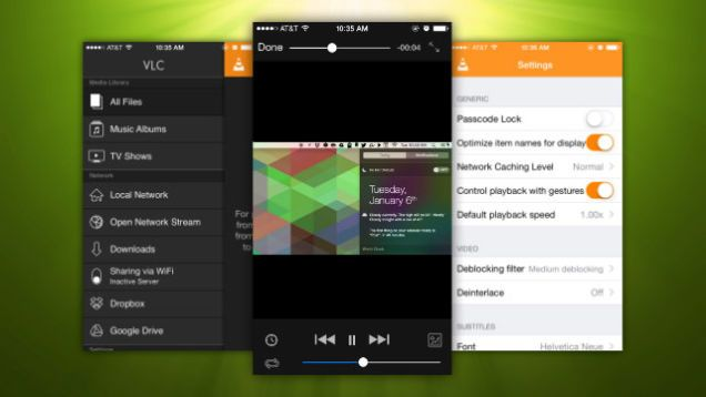 VLC Gets Extensions, Resume Playback, and Comes Back to iOS - vlc resume playback