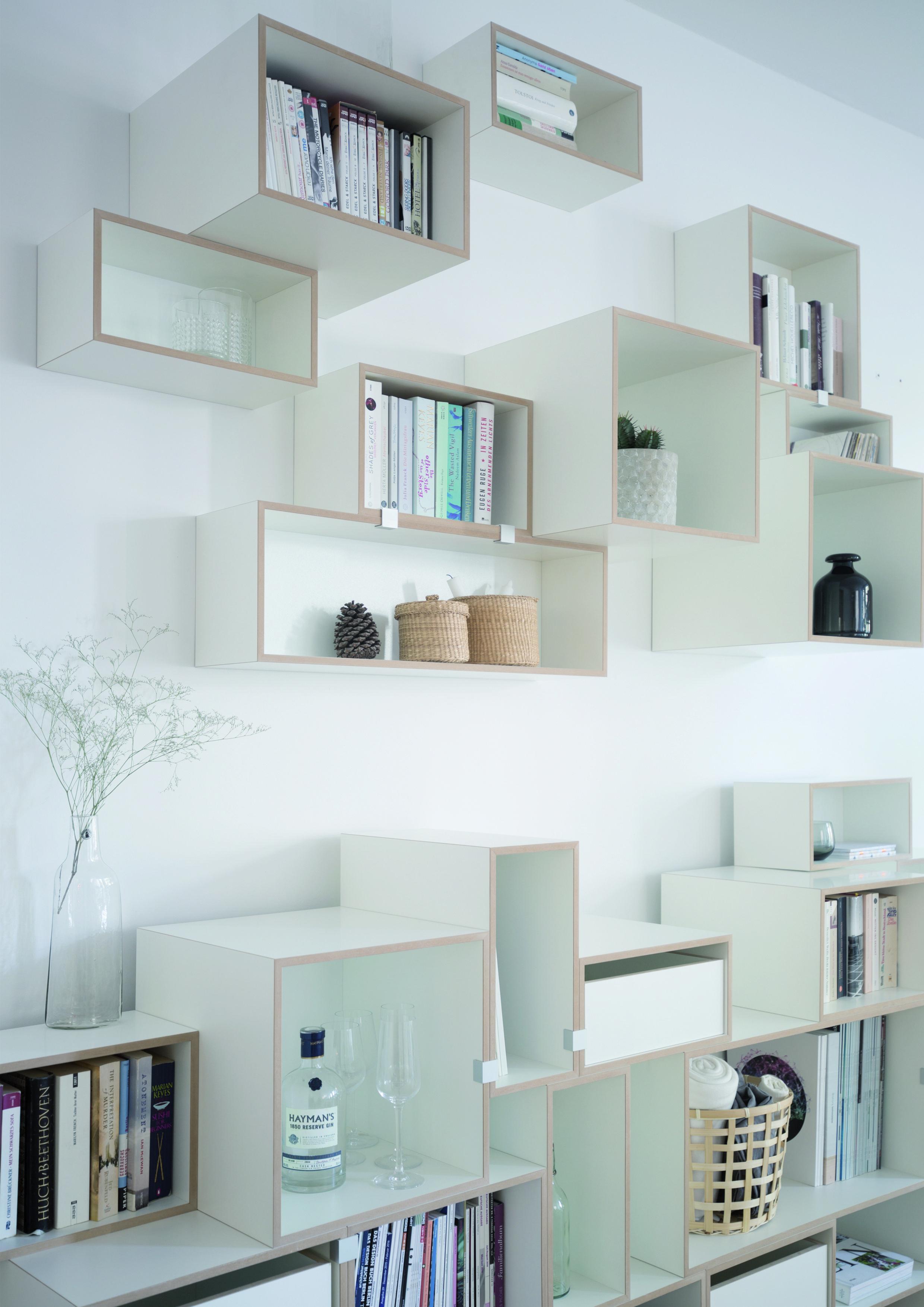 Wohnzimmer Inspiration Regalsystem, Einrichtung, Wohnen ...