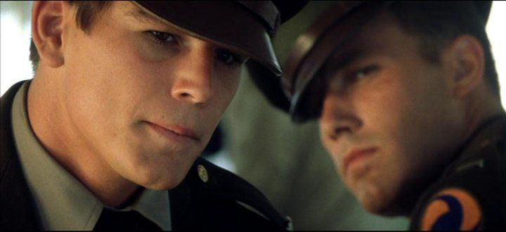 Pearl Harbor Movie Cast Danny and Rafe ...