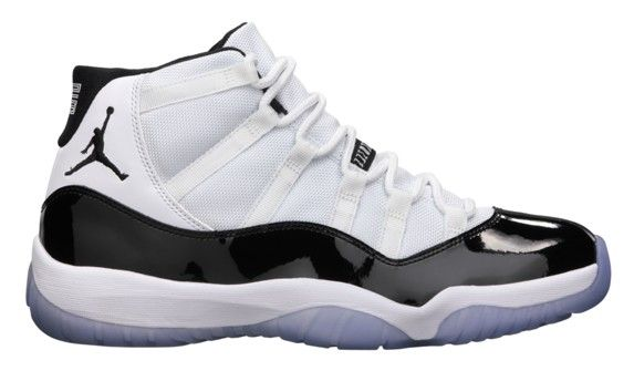 5fba5bf625443a Air Jordan 11 Women Concord White Black