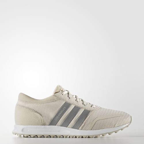 Geometría marrón heroína  Men's Los Angeles Shoes - Beige   Adidas los angeles, Los angeles shoes,  Beige shoes