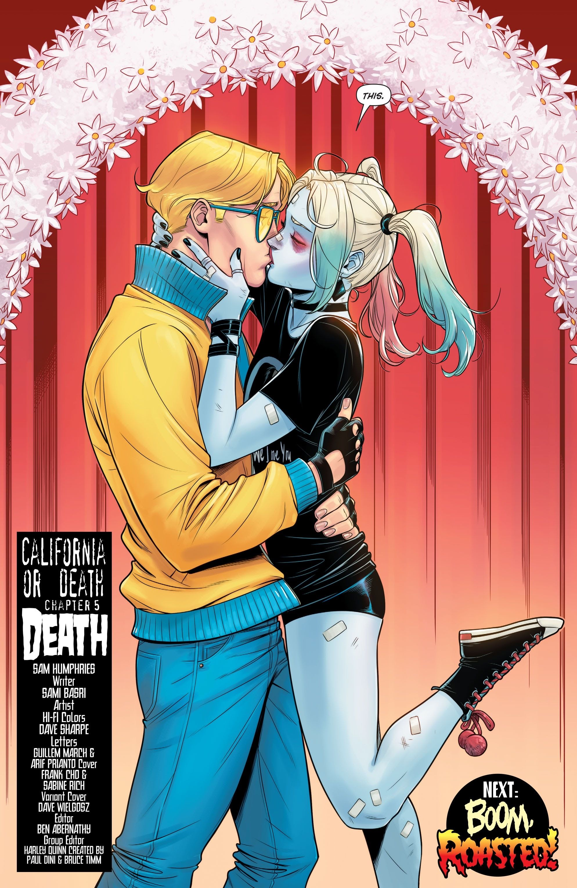 Pin on Harley Quinn (Harleen Quinzel)