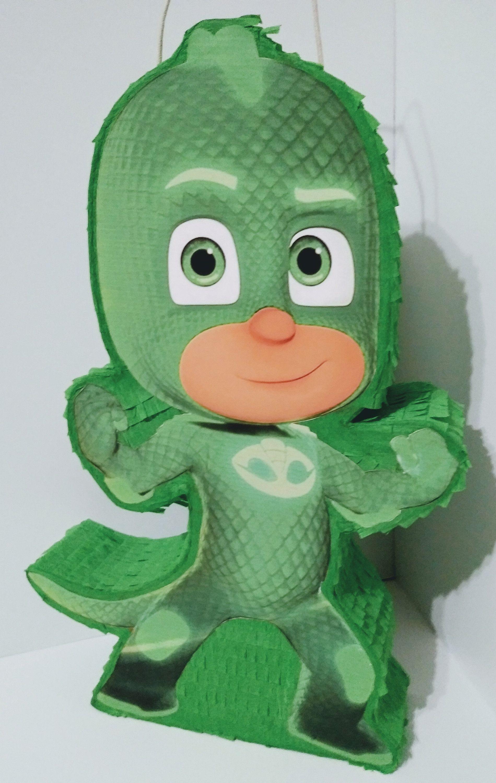 PJ Mask Pinata Geko 24x14