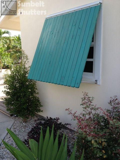 Bermuda Shutter Hardware