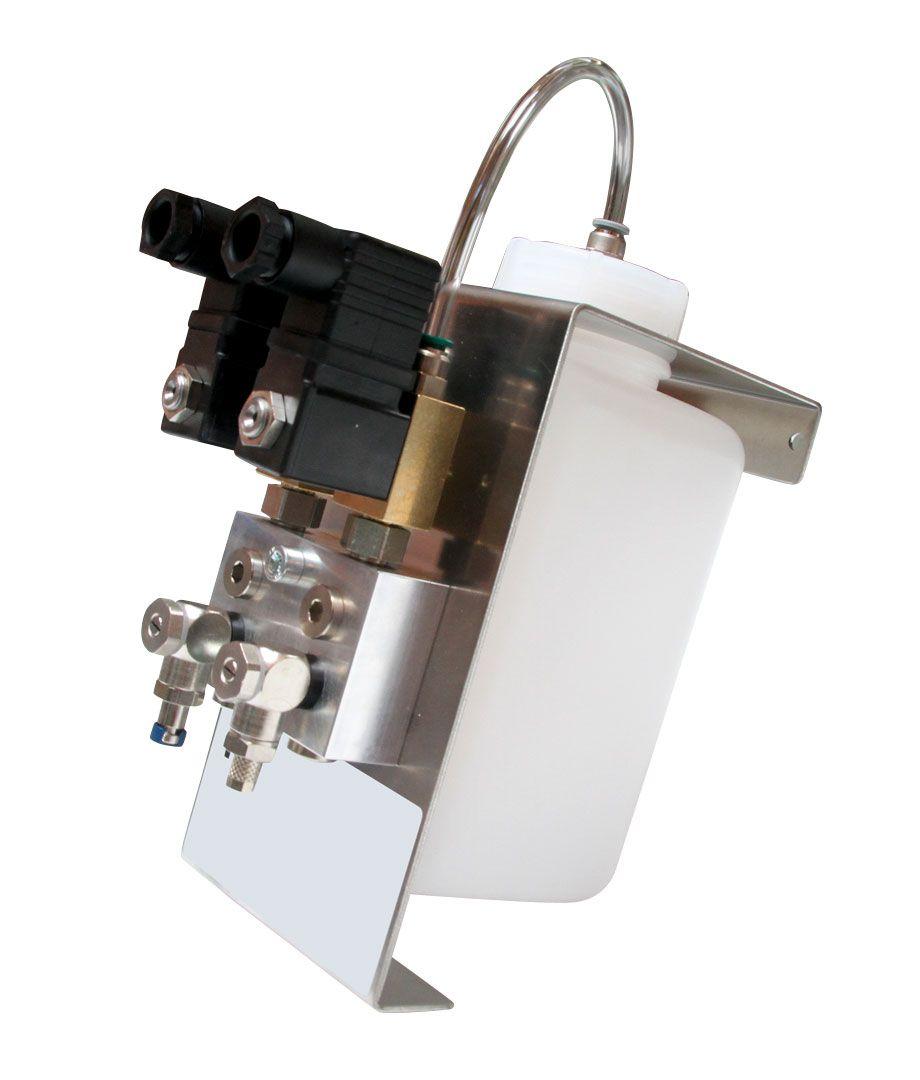 Spraying equipment | Kühl-Sprühvorrichtungen